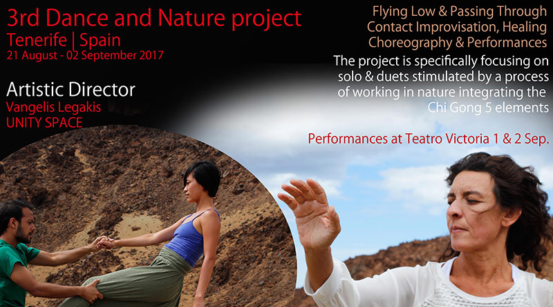 3rd Dance and Nature Project