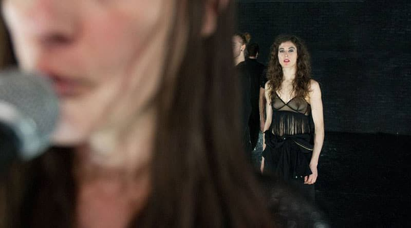 WArd/waRD and Choreographer Ann Van den Broek will hold Auditions for Dancers and Interns
