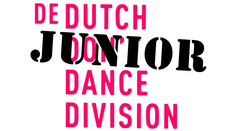 De Dutch Junior Dance Division is Looking for Female and Male Dancers
