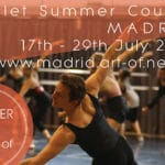 Art of – Ballet Summer Course Madrid 2017