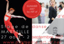 ART of – Ballet Summer Course MARSEILLE 2017