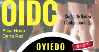 Oviedo Intensive Dance Course ( OIDC) 2017