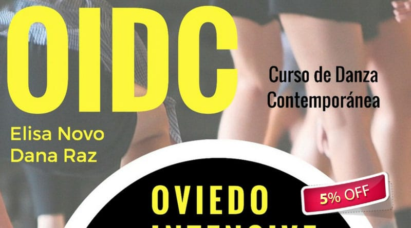 Oviedo Intensive Dance Course ( OIDC) 2017