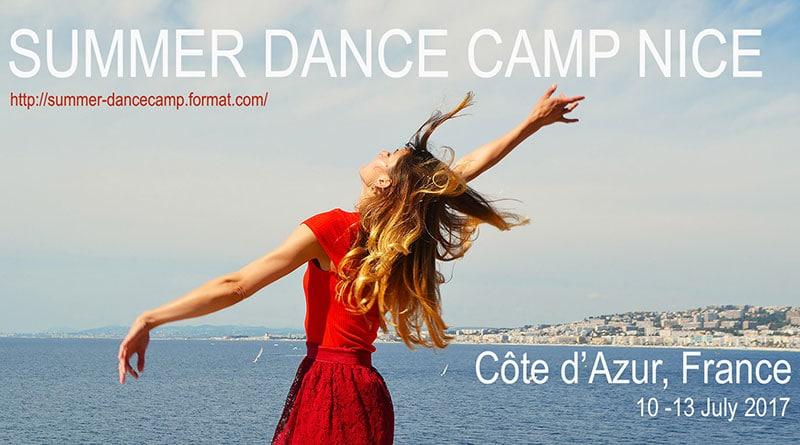 Summer Dance Camp Nice 2017