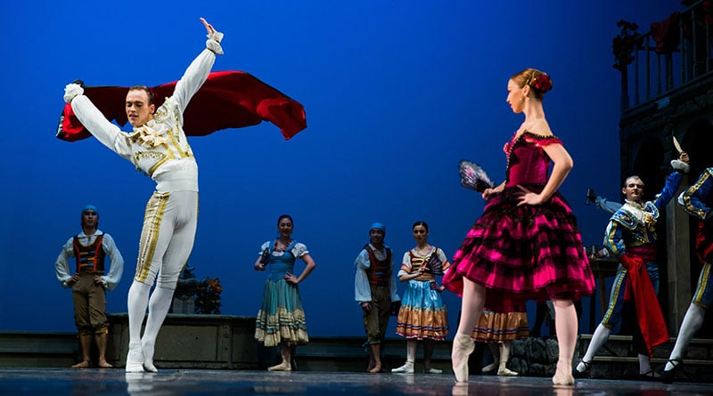 Teatrul de Balet Sibiu is Looking for Soloist and Corps de Ballet Male Dancers