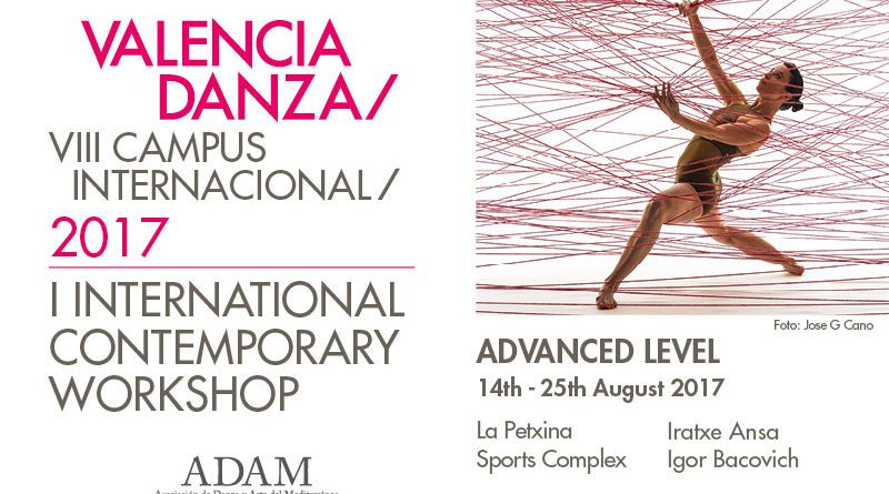 1st International Contemporary Workshop in Valencia, Spain