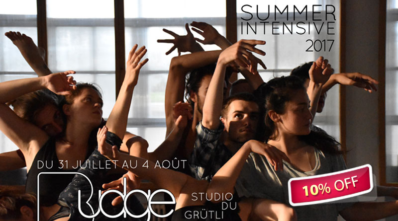 BUDGE Summer Intensive 2017