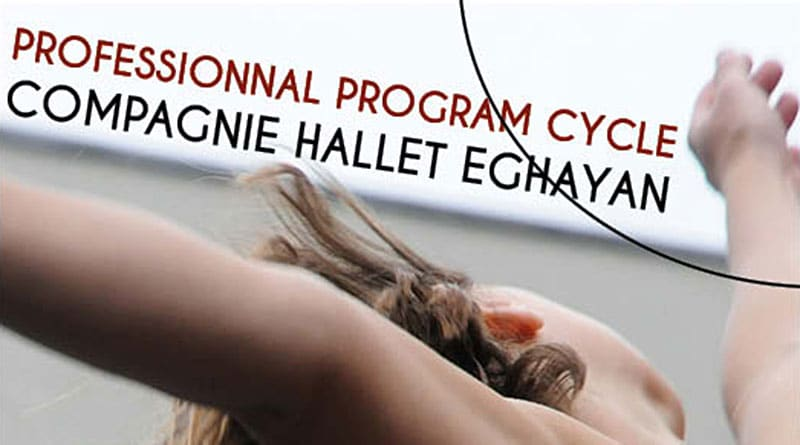 The Compagnie Hallet Eghayan is Holding Auditions for the Professional Training Cycle in Contemporary Dance
