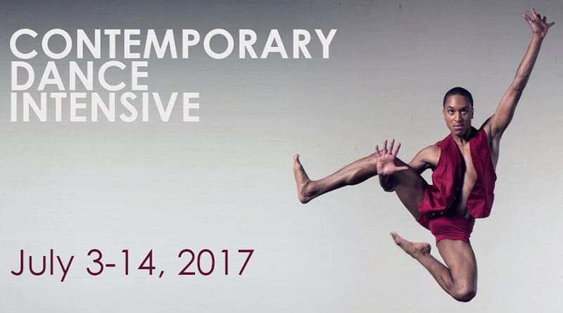 Two-Week Contemporary Dance Intensive at The School of Toronto Dance Theatre
