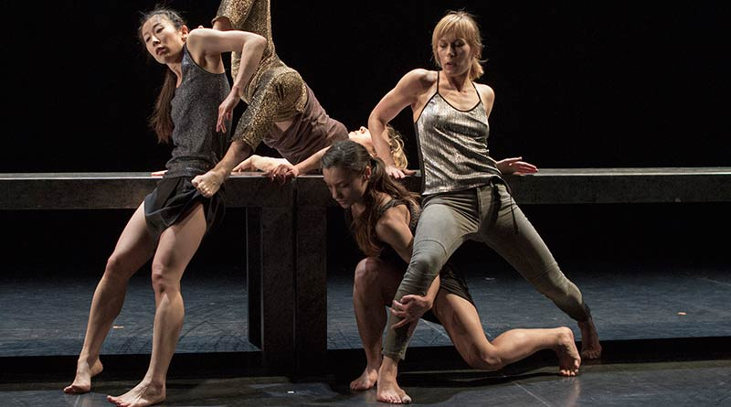 Compagnie Linga is Looking for 3 Contemporary Dancers (M/F)