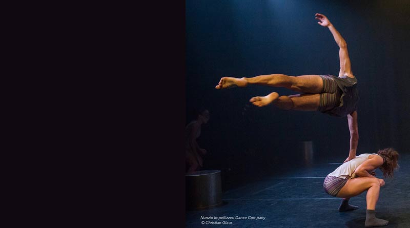 CONNECTION 2017 Intensive Workshop – Nunzio Impellizzery Dance Company