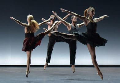 DATES UPDATED: Le Ballet Preljocaj is Looking for Male and Female Dancers