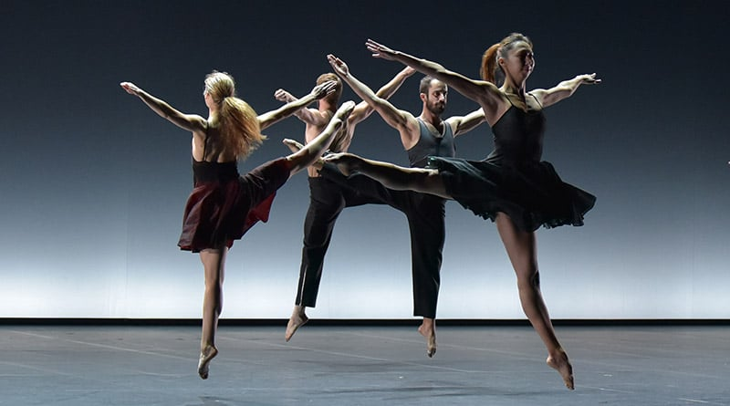 Le Ballet Preljocaj is Looking for Male and Female Dancers