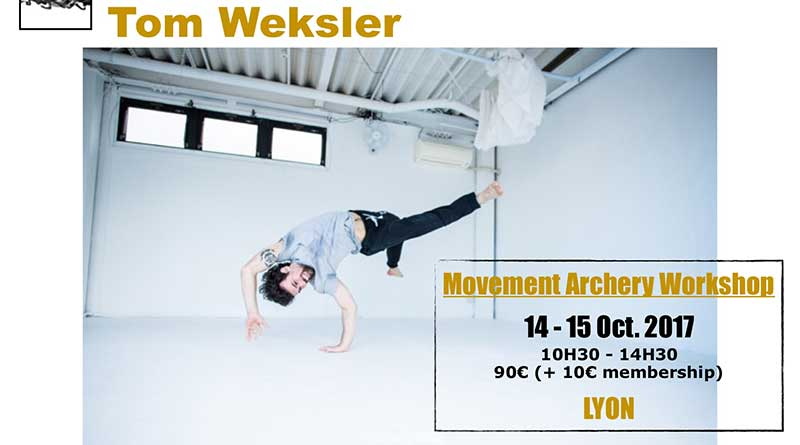 Reso-Workshop Tom Weksler – Movement Archery Workshop