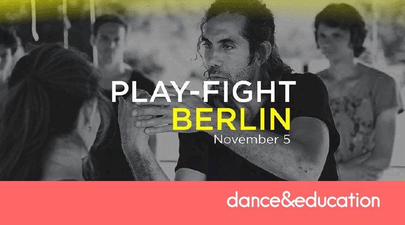 Play-Fight Workshop Berlin with Bruno Caverna