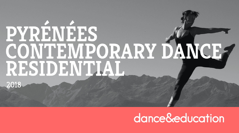 Pyrenees Contemporary Dance Residential