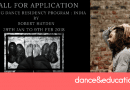 Sifting Residential Dance Workshop by Robert Hayden: India