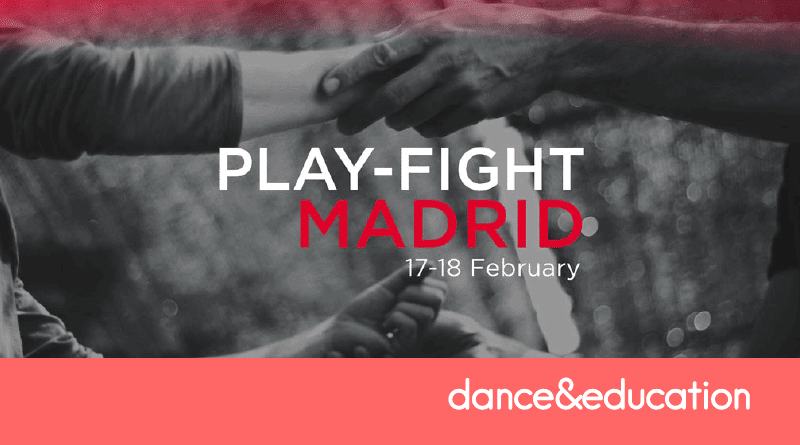 Play-Fight Workshop Madrid with Bruno Caverna