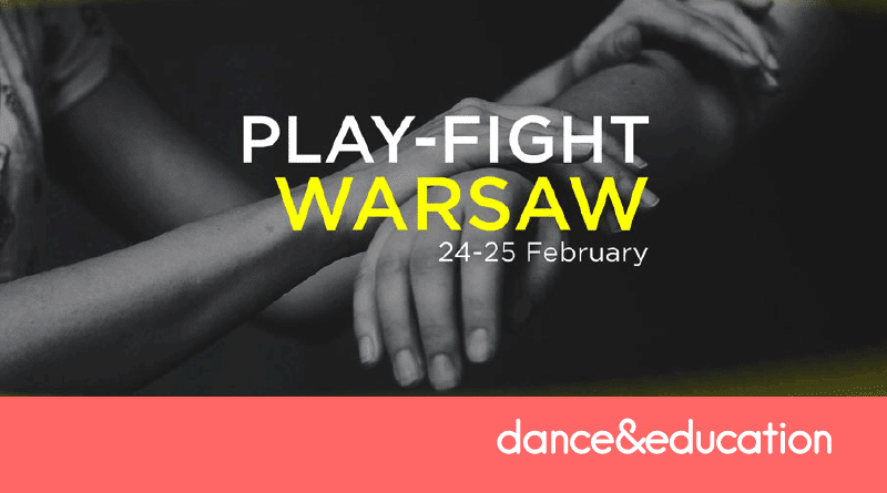 Play-Fight Workshop Warsaw with Bruno Caverna