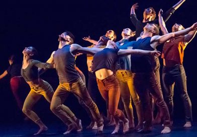 KAMEA DANCE COMPANY Will Hold an Audition for Male and Female Dancers in Amsterdam