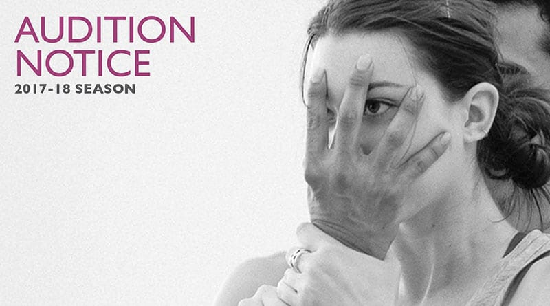NW Dance Project Audition for Male and Female Dancers
