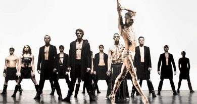 Ballet of the National Theater Belgrade is Looking for 4 Male Dancers for Season 2018/2019