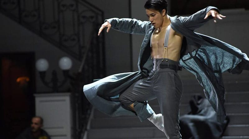 Hessisches Staatsballett is Looking for an Experienced Male Dancer
