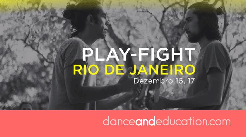 Play-Fight Workshop Rio de Janeiro