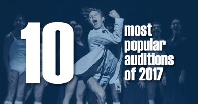 10 Most Popular Auditions of 2017