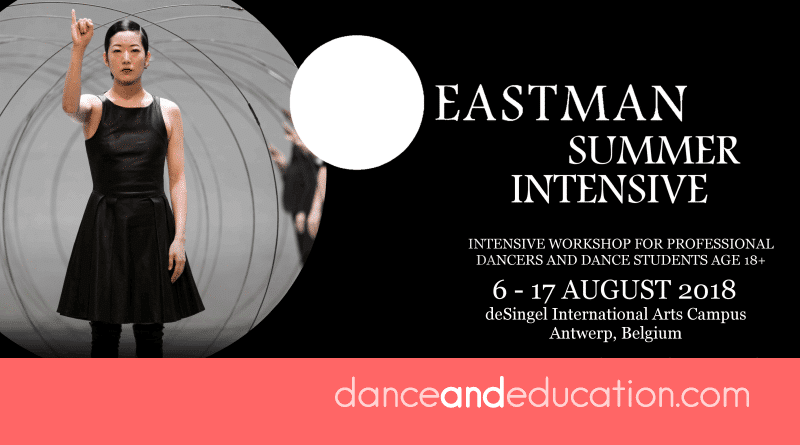 Eastman Summer Intensive 2018