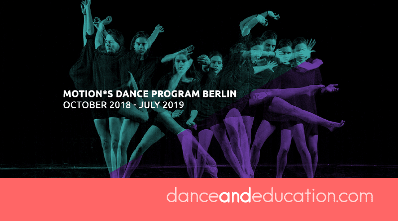 motion*s Dance Program Berlin