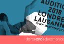 Audition Cie Junior Le MARCHEPIED – London and Laussane