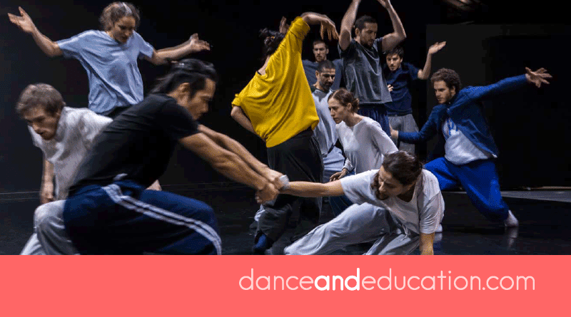 The Audition Workshop (TAW) with Hofesh Shechter Company